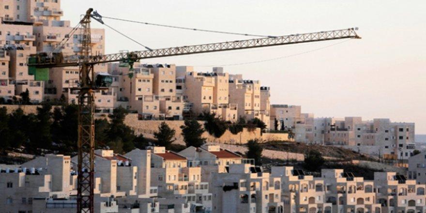 İşgal Devleti Kudüs'te 216 Yasa Dışı Konut İnşa Edecek