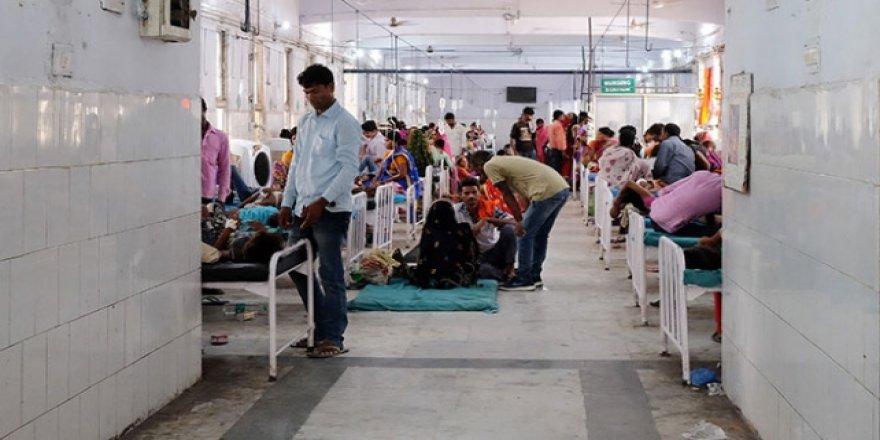 Hindistan'da Japon Beyin İltihabı Salgını: 64 Ölü