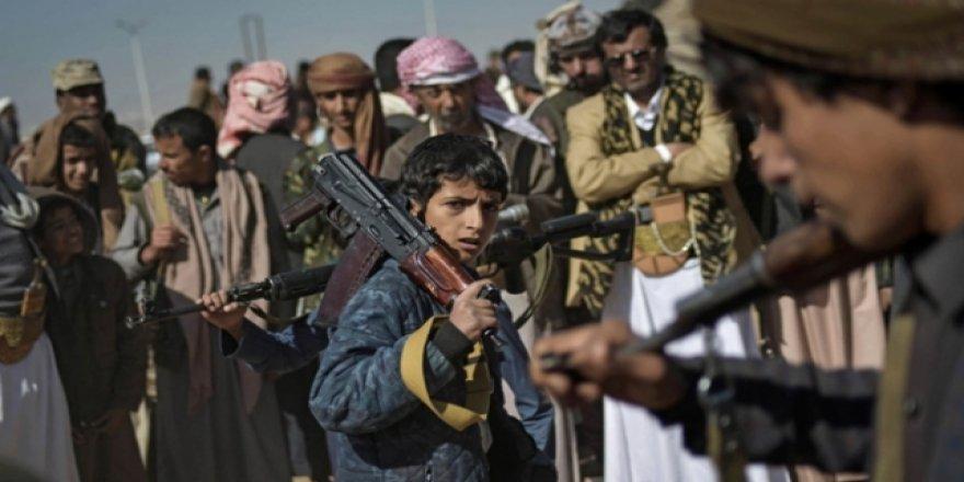 """""""Husiler 30 Binden Fazla Çocuğu Silah Altına Aldı"""""""