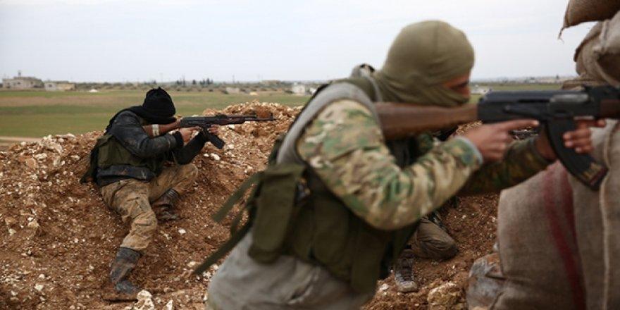 Esed Güçlerine Operasyon Başlatan Muhalifler, Hama'da Büyük İlerleme Kaydetti