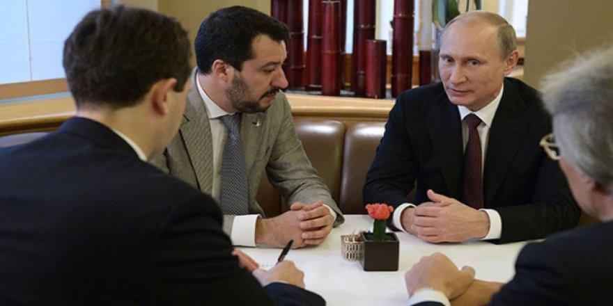 İtalya ile Rusya Arasında 'Gizli Anlaşma' İddiası