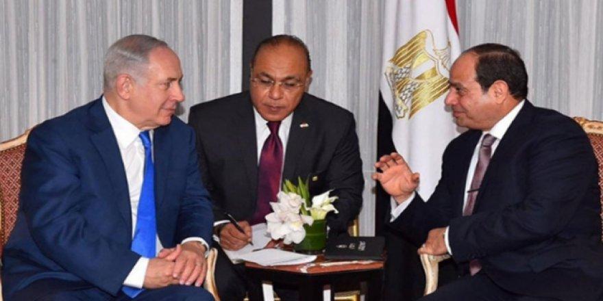 Netanyahu: Dostum Sisi'yi Takdir Ediyorum