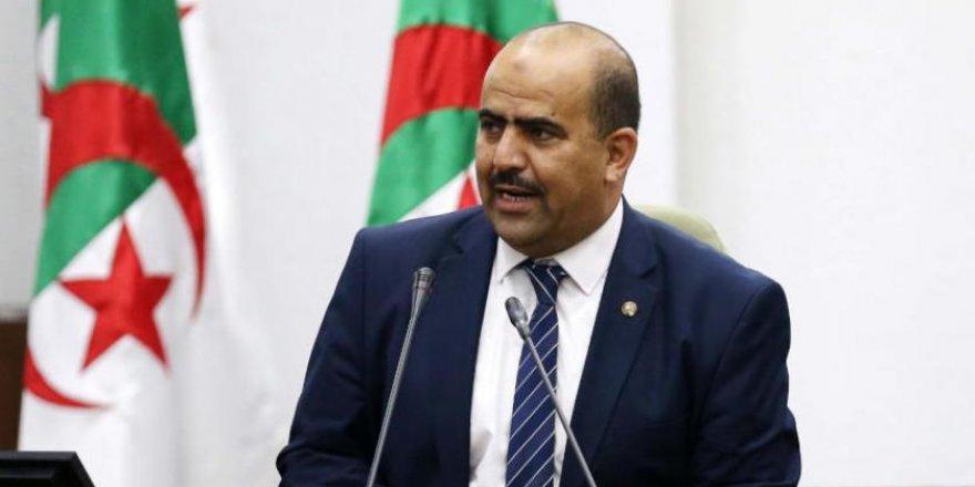 Cezayir'in Yeni Meclis Başkanı Süleyman Şinnin