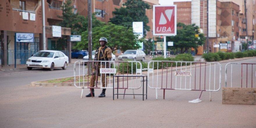 Burkina Faso'da OHAL 2020'ye Kadar Uzatıldı