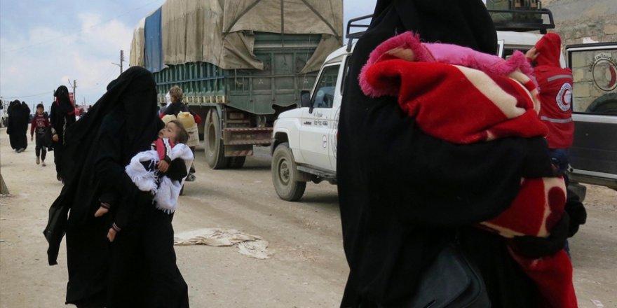 Alman Mahkemesi: IŞİD Mensuplarının Ailelerini Ülkeye Geri Getirin