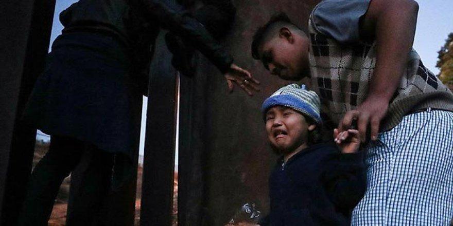 ABD Göçmen Çocukları Ailelerinden Koparıyor