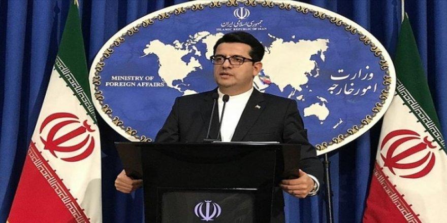 İran'dan 'Tek Çin' Politikasına Destek