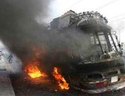 Afganistanda Bombalı Saldırı: 19 Öü
