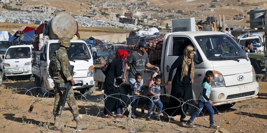 Lübnan Arsal'deki Suriyelileri İnsanlık Dışı Koşullara Mahkum Ediyor