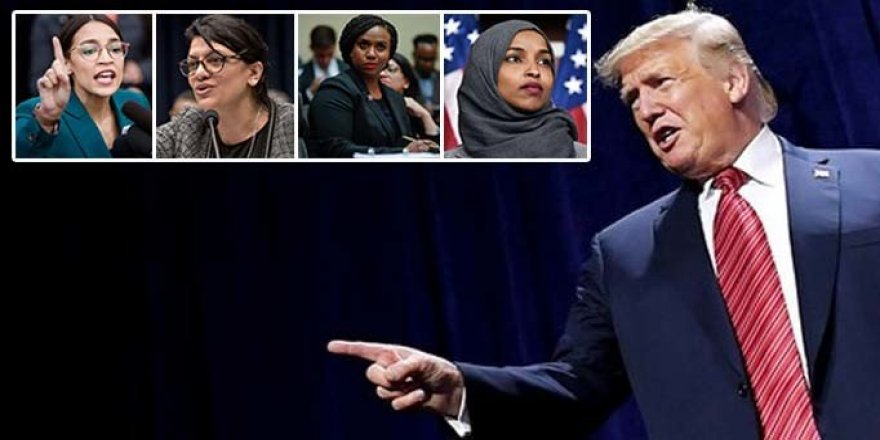 Twitter Trump'ın Irkçılık Yapmakla Suçlandığı Mesajı Silmedi