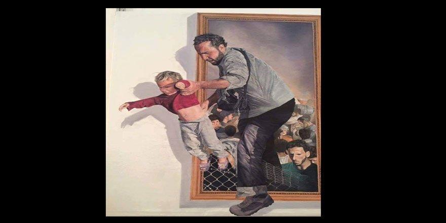 Sanatçının da Kalbi Zulme Karşı, Mazlumdan Yana Atmalı Değil mi?