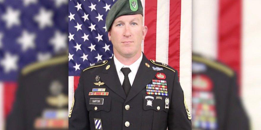 Afganistan'da Öldürülen ABD Askerinin Kimliği Belli Oldu