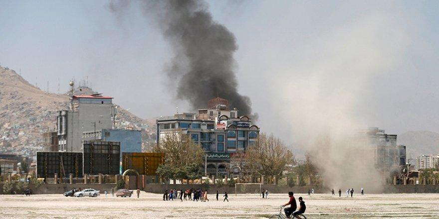 ABD Savaş Uçakları Afganistan'da Cami Vurdu