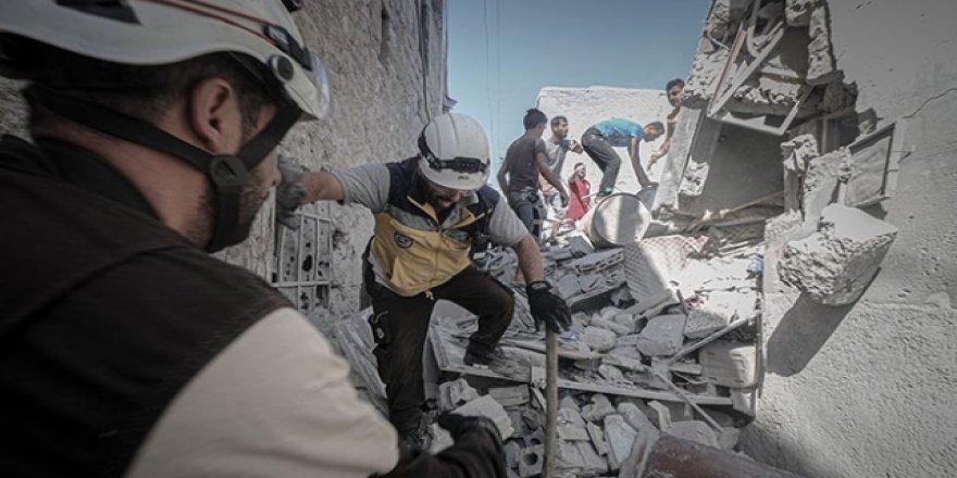 Rusya ve Esed Rejimi İdlib'te Can Almaya Devam Ediyor