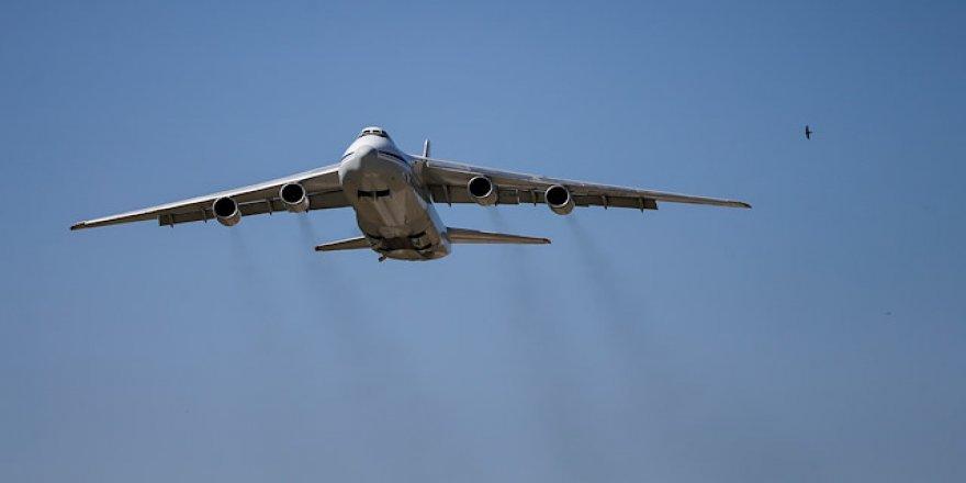 S-400 Sevkiyatında 12. Partiyi Taşıyan Uçak Mürted'e İndi