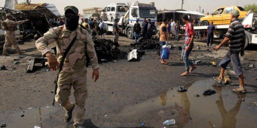 Bağdat'ta Bombalı Saldırı: 5 Ölü 14 Yaralı