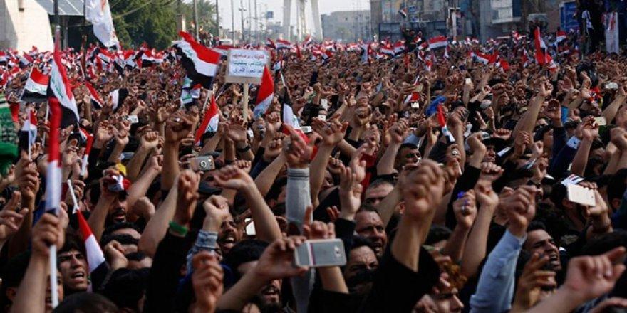 Irak'ta Hükümet Karşıtı Kitlesel Gösteriler Düzenlenecek