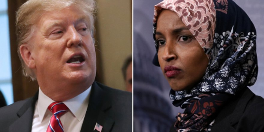 Trump'ın Irkçı Mesajları Tabanında Yankı Bulmuş: 'Geri Gönder!'