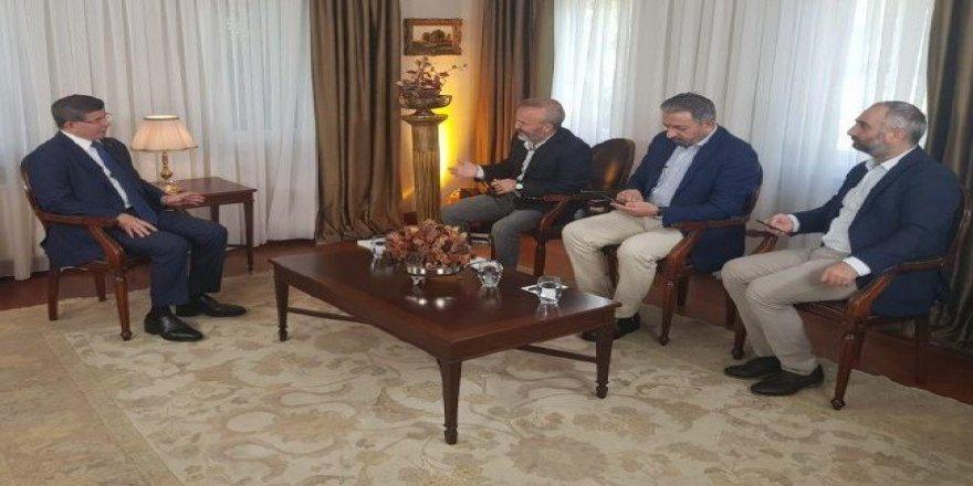 Ahmet Davutoğlu'nun Hakkındaki İddialara Cevap Niteliği Taşıyan En Geniş Değerlendirmesi