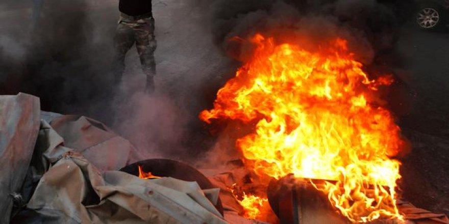 Lübnan'da Adamlarıyla Polis Karakolunu Basan Hizbulesed'in Milletvekili İstifa Etti