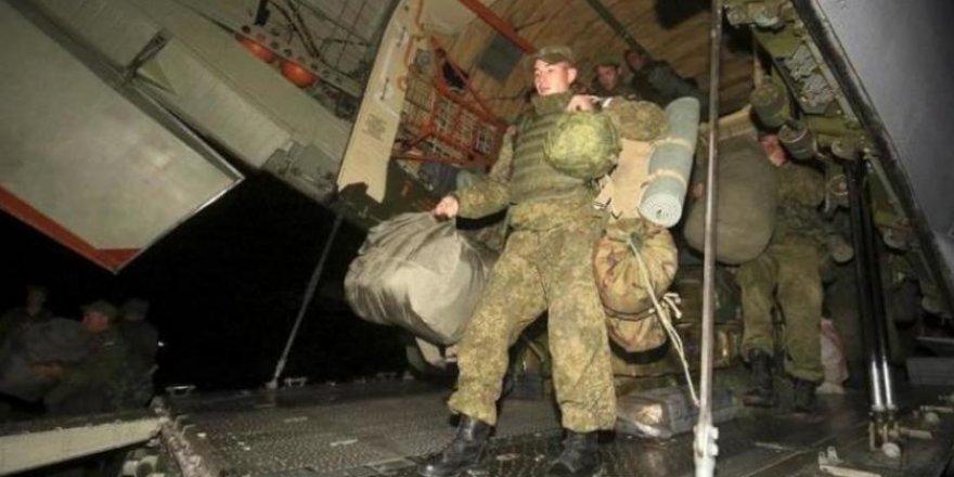 Rusya, Suriye'nin Kuzeyine Özel Kuvvetlerini Yerleştiriyor