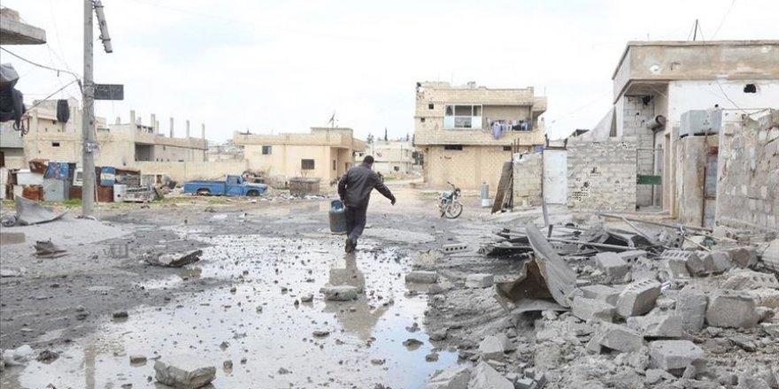 Katil Esed Rejimi Han Şeyhun'u 'Haritadan Silme' Peşinde