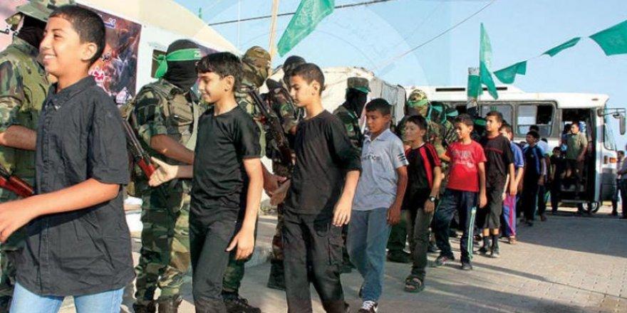 Kassam Tugayları'ndan Gençler İçin Eğitim Kampı