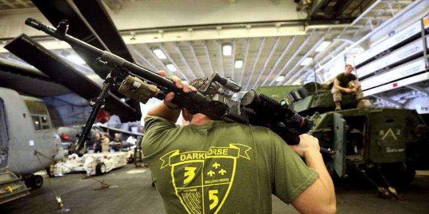 Yeni Zelanda'da 10 Bin Silah ve Teçhizat Teslim Edildi