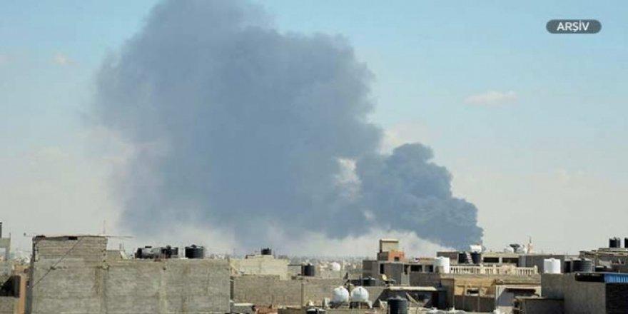 Libya'da UMH'den Hafter Güçlerine Hava Operasyonu