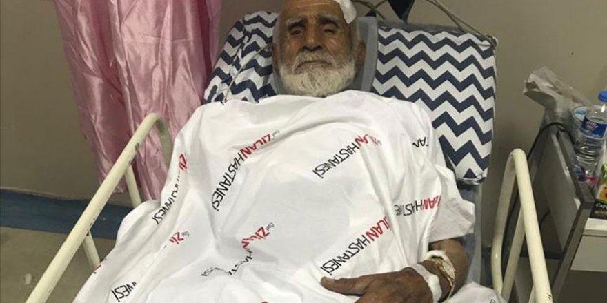 82 Yaşındaki Dedeyi Hedef Alan Merhametsizlik ve Gözüdönmüşlük