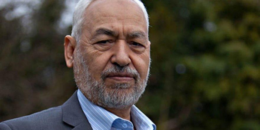 Raşid Gannuşi Tunus Meclis Başkanı Oldu