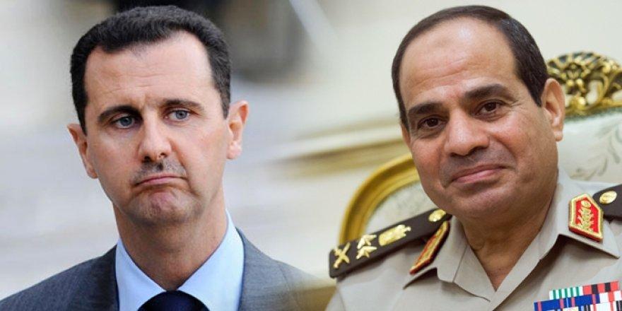 Diktatör Esed ve Sisi'yle İlişki Hiçbir Şey Kazandırmaz Ama Çok Şey Kaybettirir!