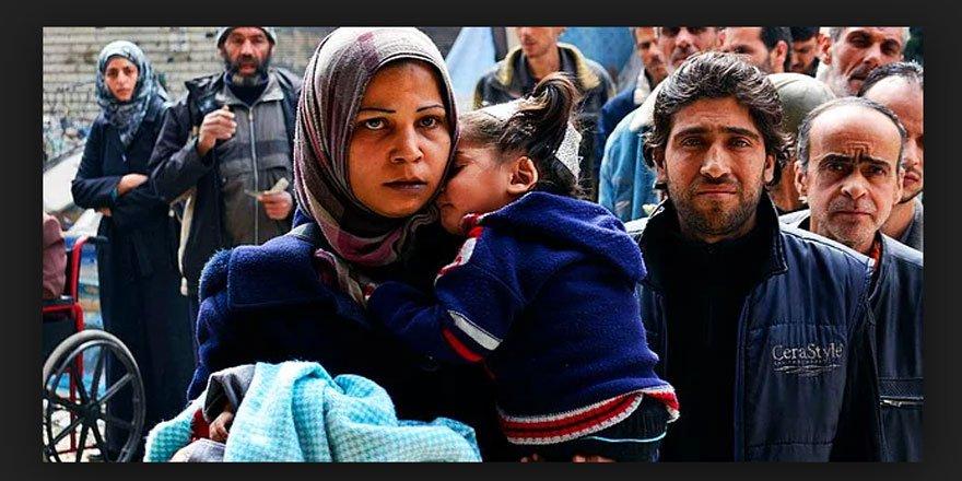 Korumaya Muhtaç Suriyelileri Geri Göndermek Suçtur!