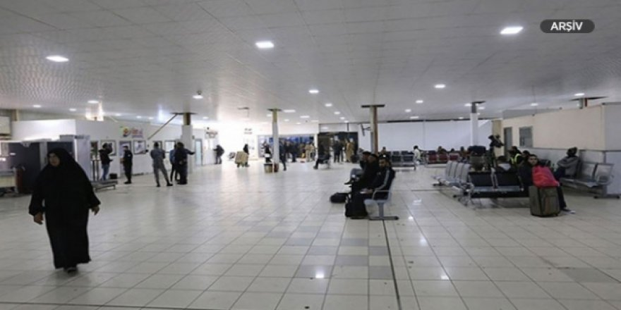 Libya'daki Uluslararası Mitiga Havalimanı'nda Uçuşlar Durduruldu
