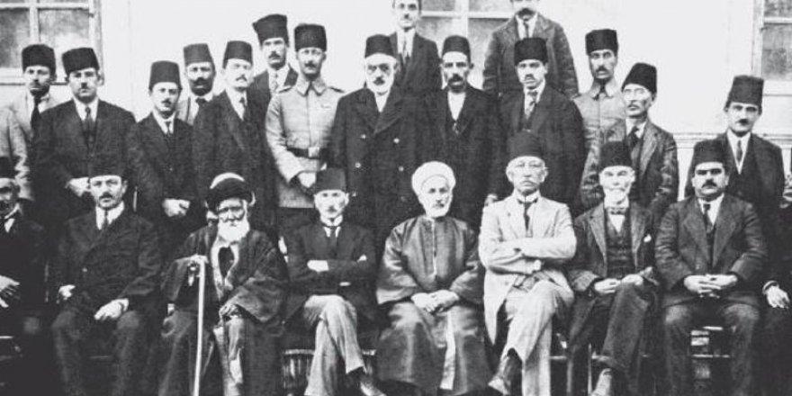 Kemalizm'in Resmi Tarihi ve Erzurum Kongresi'nin Esrarı!