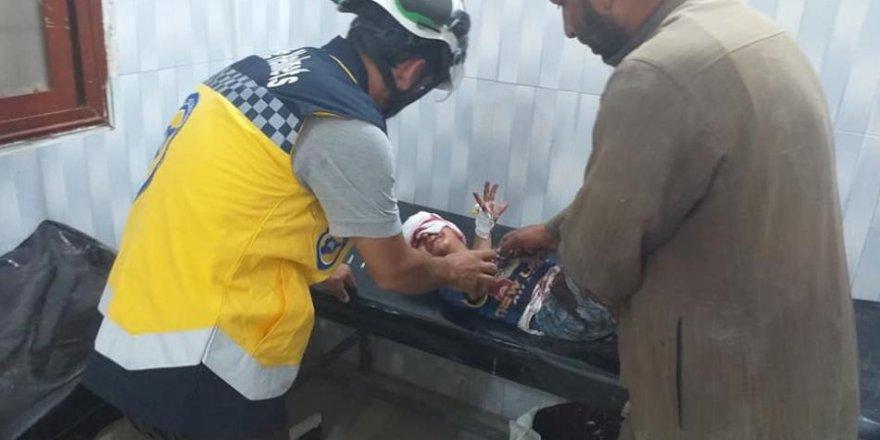 Esed Rejimi Halep Kırsalında Sivilleri Hedef Almaya Devam Ediyor