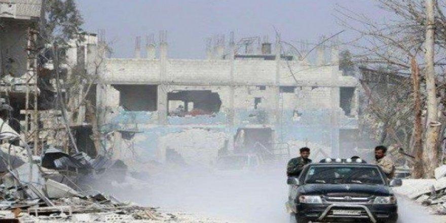 Rejim Komutanına BombalıSaldırı Düzenlendi