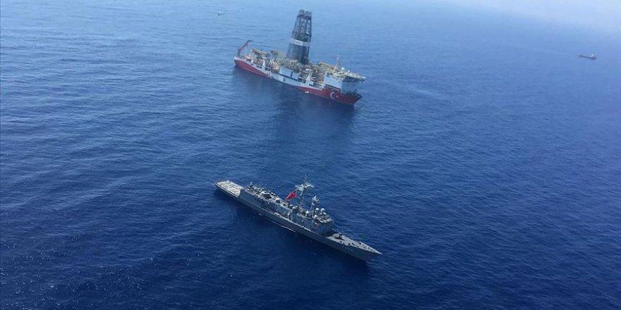 Sondaj Gemilerinin Doğu Akdeniz'deki Çalışmaları Sürüyor