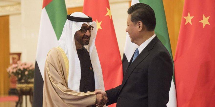 Çin'den Doğu Türkistan'daki Zulme Verdiği Destek Nedeniyle BAE'ye Teşekkür