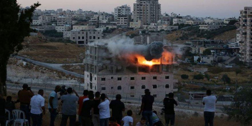 Doğu Kudüs'teki Yıkımlara Avrupa'dan Ortak Kınama