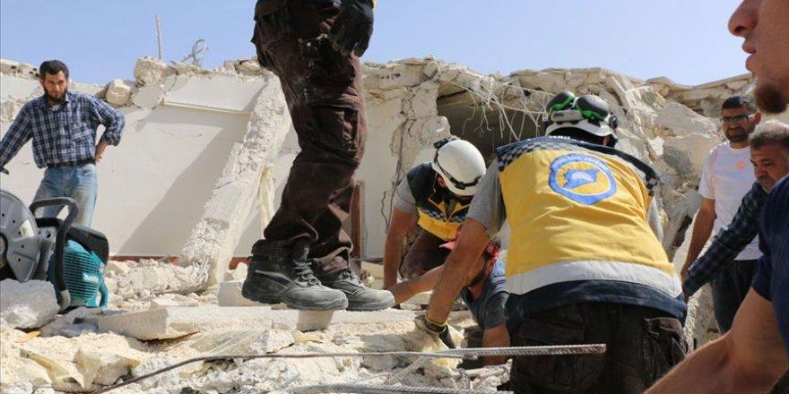 Suriye'de 267 Beyaz Baretli Hayatını Kaybetti