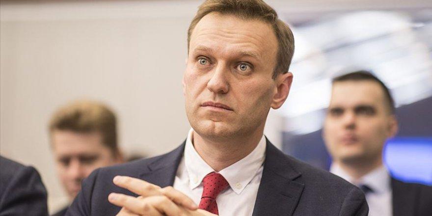 Rus Muhalif Navalnıy Tekrar Gözaltına Alındı