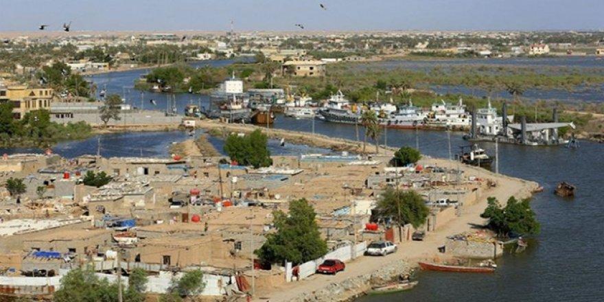 Irak'ın Basra Kentinde Su Krizi Derinleşebilir