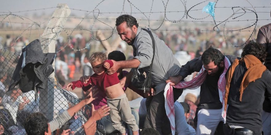 Esas Beka Meselemiz Suriye ve Suriyeliler