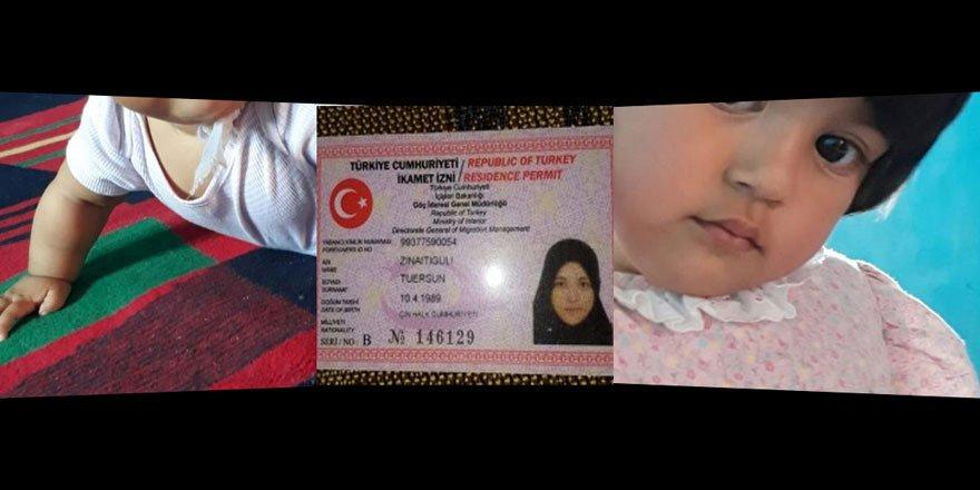 İzmir Göç İdaresi Doğu Türkistanlı Bir Kadınla 2 Bebeğini Zalim Çin'e Teslim Etti!