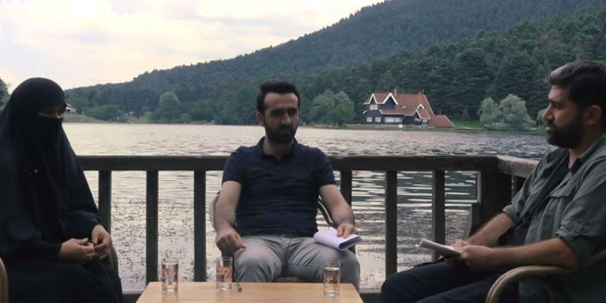Alparslan Kuytul'un Eşi Semra Kuytul Sınırsız'a Konuştu