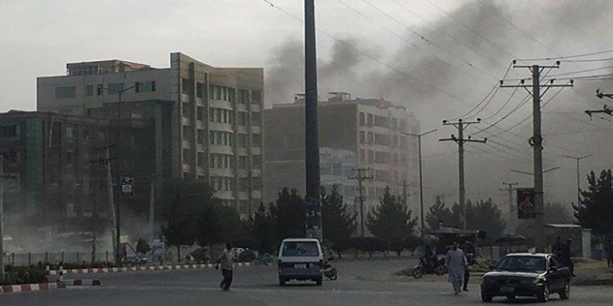 Kabil'de Seçim Bürosuna Saldırı: 3 Ölü