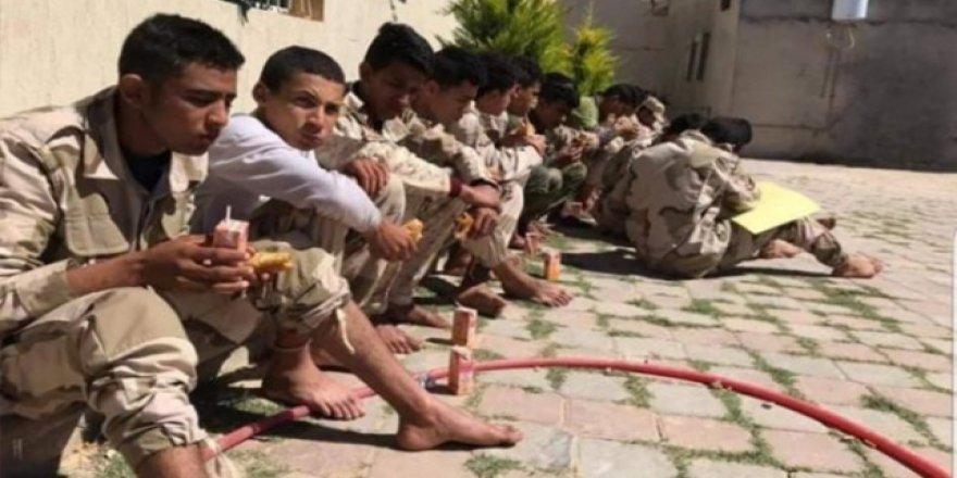 Hafter'in Oğlu Çocukları Zorla Silah Altına Alıyor