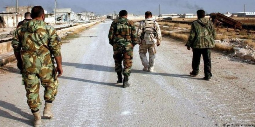 Der'a'da Esed Güçlerine Operasyon
