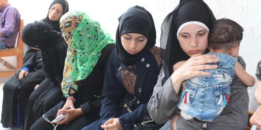 Yüzü Olan Suriyeliler